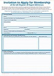 UKREW Application Form
